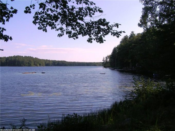 Biscay Pond Lakefront Property