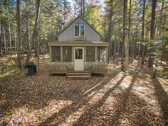 Cottage In The Woods-Damariscotta Lake Access